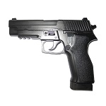 KJ Works P226 E2 (Co² Version) - Black