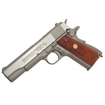 KWC x Colt 1911 MKIV / Series '70 Co² BlowBack - Stainless