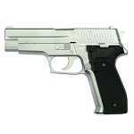 KWC P226 GBB Pistole (ABS) - Silver