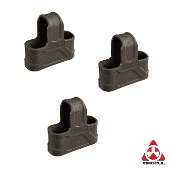 Magpul ® Magazine Assist 5.56 NATO (3er Pack) - Olive