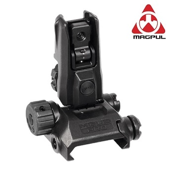 Magpul ® MBUS Pro LR Rear Sight - Black