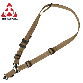 Magpul ® MS4 Dual QD (Gen2) 1/2 Point Sling - Coyote Brown
