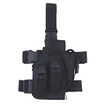 MFH Dropleg Holster for Mk.23 with L.A.M. Unit - Black