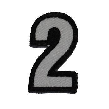 MSM ® Tac-Number 2 Patch - SWAT