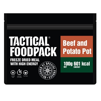 Tactical Foodpack ® Beef and Potato Pot