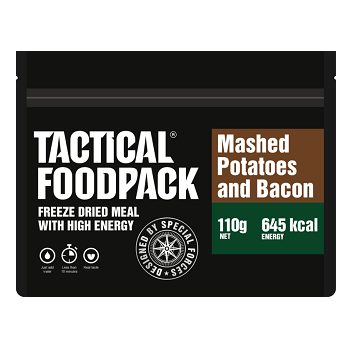 Tactical Foodpack ® Mashed Potatoes and Bacon