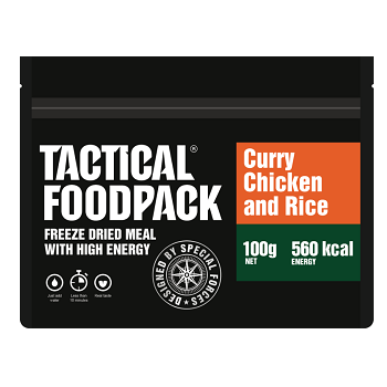 Tactical Foodpack ® Curry Chicken and Rice