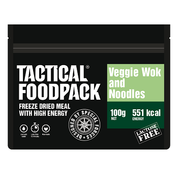 Tactical Foodpack ® Veggie Wok and Noodles