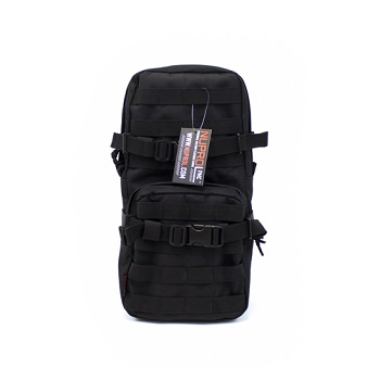 Nuprol PMC Molle Hydration Pack Rucksack - Black