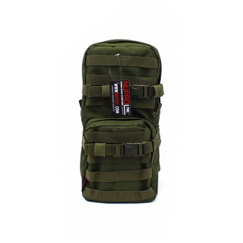 Nuprol PMC Molle Hydration Pack Rucksack - Olive