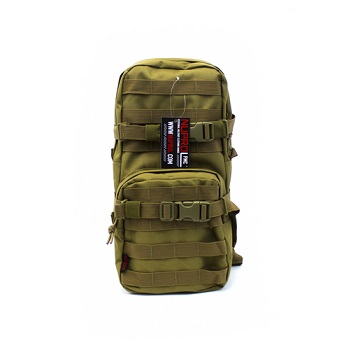 Nuprol PMC Molle Hydration Pack Rucksack - Coyote
