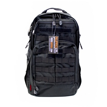 Nuprol PMC Day Pack Rucksack - Black