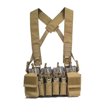 Nuprol Micro B Chest Rig - TAN