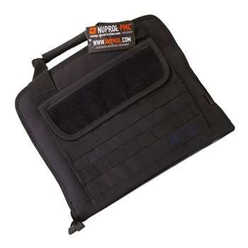 Nuprol PMC Deluxe Pistol Bag - Black