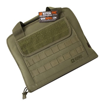 Nuprol PMC Deluxe Pistol Bag - Olive