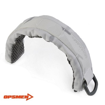 OPSMEN ® EARMOR Advanced Modular Headset Cover - MultiCam Alpine