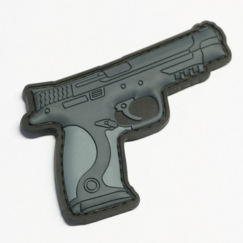 "Patchzone ® ""M&P 9 L"" PVC Patch"