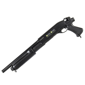 Phantom M870 Breacher Spring Shotgun - Black (BattleCity Edition)