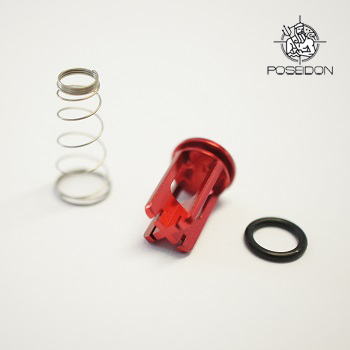Poseidon ICE Pick Flute Valve für Marui/WE - Red