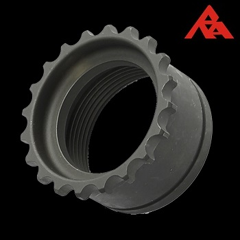 RA-Tech x Z-Parts M4 Steel Barrel Nut