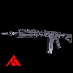 "RA-Tech Custom WE M4 R.A.R.S ""Raptor"" Black GBBR - LVL1"
