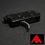 RA-Tech Steel Complete Trigger-Box - WE M4/M16/HK416/PDW Serie