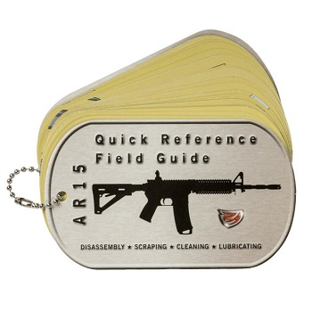 Real Avid ® Field Guide - AR-15 / M4