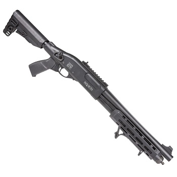 Secutor Velites Invicta G-V Gas Shotgun - Black
