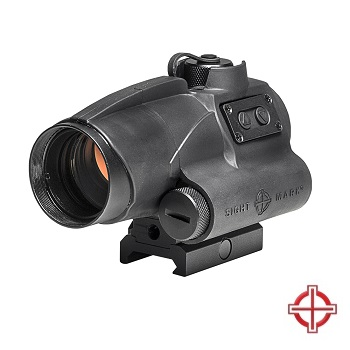 Sightmark ® Wolverine FSR 1x28 RedDot Sight - Black