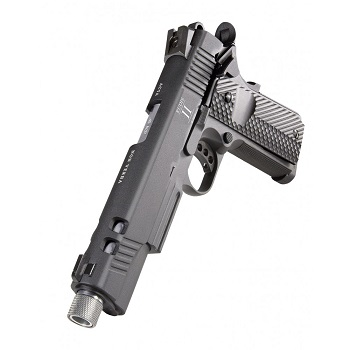 "KJ Works x Secutor 1911 ""Rudis II"" Co² GBB - Grey"