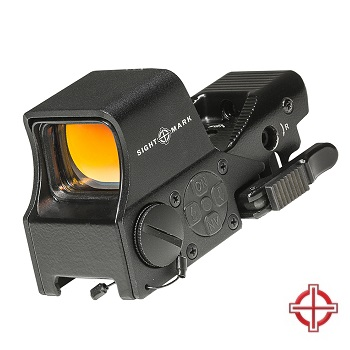 Sightmark ® Ultra Shot (MilSpec) NV LQD Rectile Sight - Black
