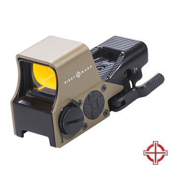Sightmark ® Ultra Shot (MilSpec) NV QD Rectile Sight - Flat Dark Earth