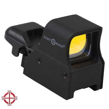 Sightmark ® Ultra Shot (Pro Spec) NV QD Multi-Rectile Sight - Black