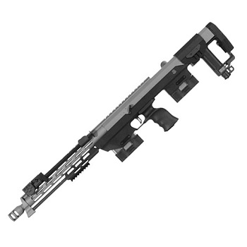 S&T DSR-1 Sniper Rifle (Spring) - Grey / Black