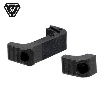 Strike Industries ® Magazine Release für Glock ® Gen. 4 / Gen. 5 - Black