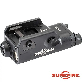 Surefire ® XC1-B Ultra-Compact LED Pistol Light (300 Lumen) - Black