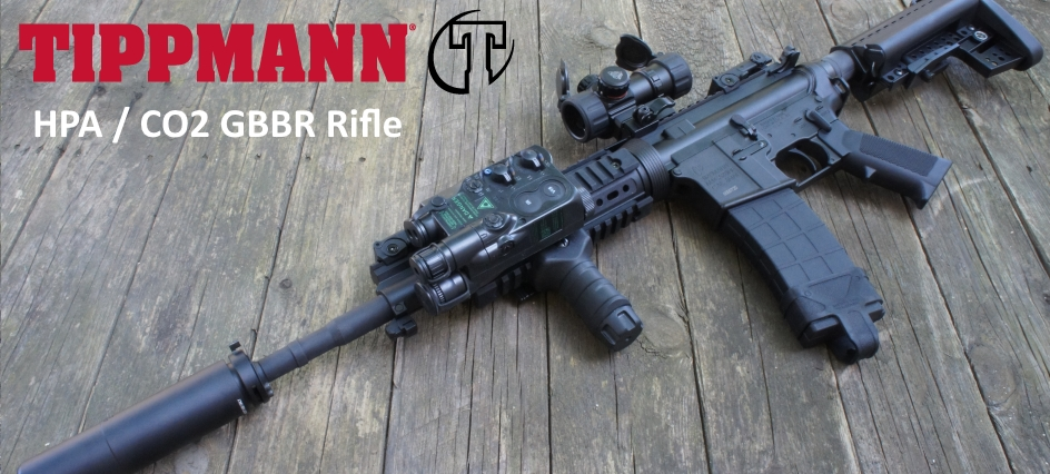 Tippmann M4 softair