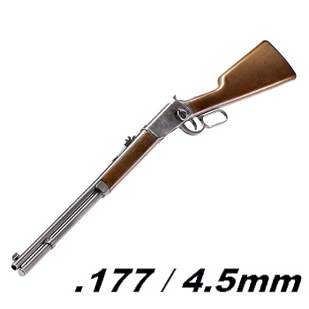 Umarex Legends M1894 Lever Action Co² Shell Ejection Rifle 4.5mm BB - Aged