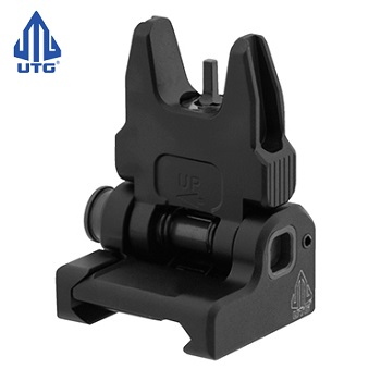 "Leapers ® UTG Low Profile FlipUp Front Sight ""ACCU-SYNC"" - Black"