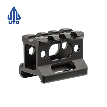 "Leapers ® UTG 3-Slot Mount Riser ""Slim"" - High Profile"