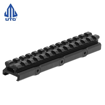 Leapers ® UTG 13-Slot Mount Riser - Low Profile