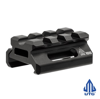 "Leapers ® UTG 3-Slot Mount Riser ""Slim"" - Low Profile"