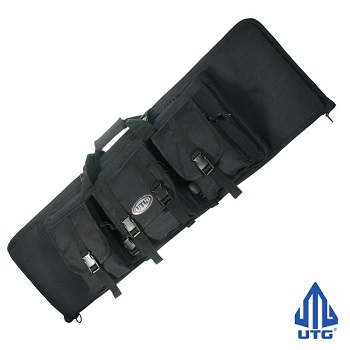 "Leapers ® UTG Combat Web 46"" Gun Case - Black"