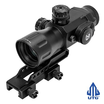 Leapers ® UTG 4x32 T4 Series MilDot Prismatic Scope (36 Color)