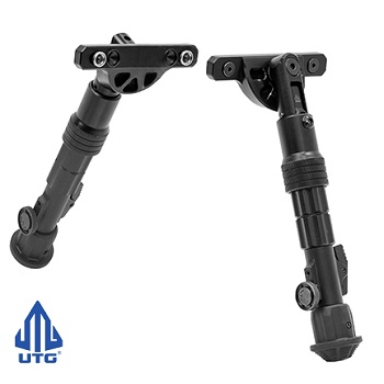 "Leapers ® UTG Recon Flex  ""KeyMod"" BiPod (5.7""- 8"") - Black"