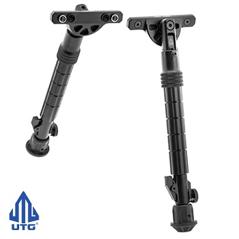 "Leapers ® UTG Recon Flex  ""KeyMod"" BiPod (8""- 11.8"") - Black"