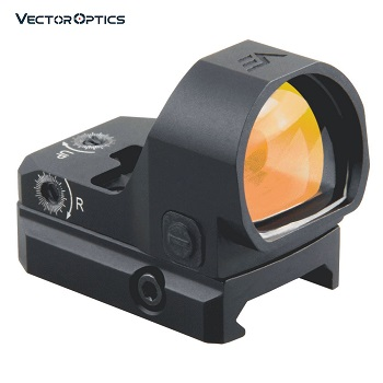 Vector Optics ® Frenzy MOS Micro Red Dot - Black