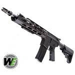 "WE M4 R.A.R.S ""Raptor"" GBBR - Black"