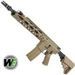 "WE M4 R.A.R.S ""Raptor"" GBBR - FDE"