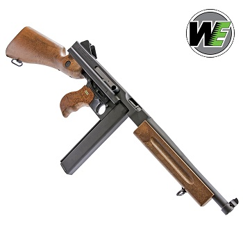 Auto-Ordnance x WE Thompson M1A1 GBB SMG